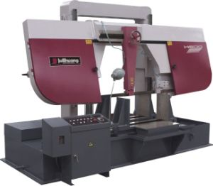 Dual Column Double Housing Band Saw (H-800)