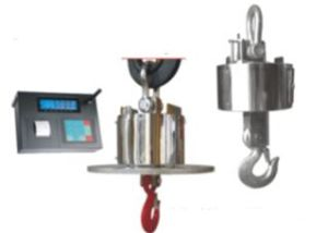 Wireless Hanging Scale for High Temperature