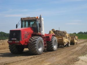 350HP Tractor pictures & photos