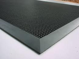 Black Rubber Door Carpet/ Mat pictures & photos