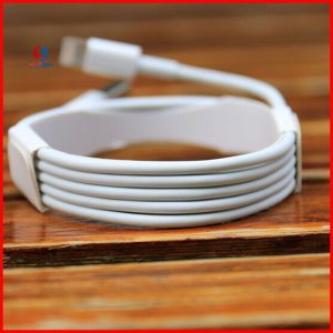 China Wholesale Phone USB Data Cable for iPhone6 Charging Cable, Mfi Cable C48 Connector pictures & photos