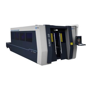 CNC Fiber Laser Cutting/Engraving Machine Ipg 1kw pictures & photos