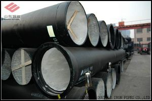 Dn900 Ductile Iron Pipes