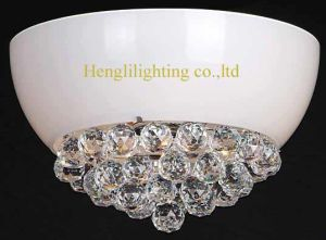 Crystal Ceiling Light - HLC-20825-2