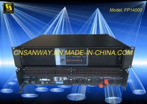 Stereo (CE) Power 2 Channel Amplifier (Sanway FP14000) pictures & photos