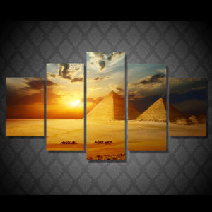 HD Printed Peyzazh Egipet Egypt Kompleks Painting Canvas Print Room Decor Print Poster Picture Canvas Mc-097 pictures & photos