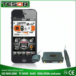 GPRS/GSM/GPS Tracking Device with Smartphone (SM200GPRS)