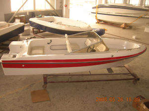 Sporray 160 FRP Bowride Boat