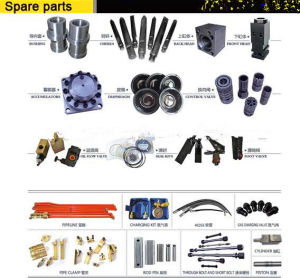 Hydraulic Breaker Spare Parts Manufactured in Chinese Handan Zhongye pictures & photos