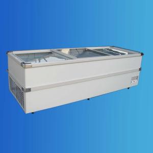 2.5m Supmarket Display Freezer, Island Freezer SD/SC-980 pictures & photos