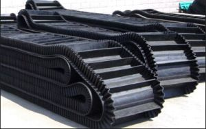 Top Sale Corrugated Sidewall Conveyor Belt (H=60MM) Factory Direct Price pictures & photos