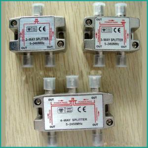 CATV Splitter 5-2450MHz pictures & photos
