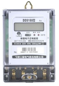 Single-Phase Static Meter(meters (DDS188 A9)