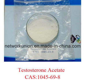 Testosterone Acetate (Test Ace) CAS 1045-69-8 Oral Injectable Muscle Gain pictures & photos