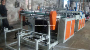 High Speed Heat Cutting Bag Making Machine (RJHQ) pictures & photos