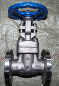 CN7M Gate Valve pictures & photos