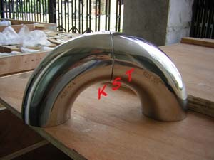 Stainless Steel 304 Elbow Polished pictures & photos