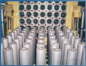 Hydraulic Casting System