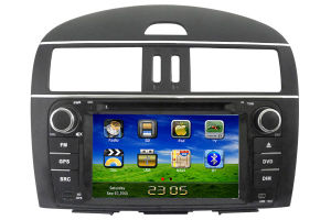 "HD 7"" Car DVD Player Head Unit GPS for Nissan-Tiida (Low Equipment) (H1055)"