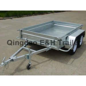 8x5 Box Trailer (BT080C) pictures & photos