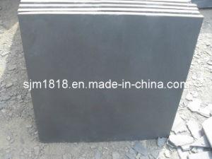 Polished Cultural Black Slate Slabs (CSST-013)