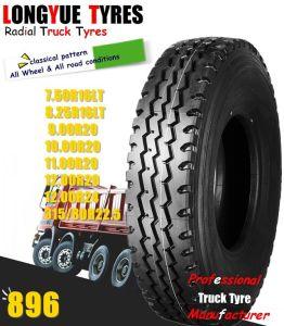 TBR, Truck Tires 896 (7.50R16LT/8.25R16LT) pictures & photos