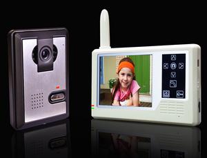 3.5 Inch Wireless Video Door Phone