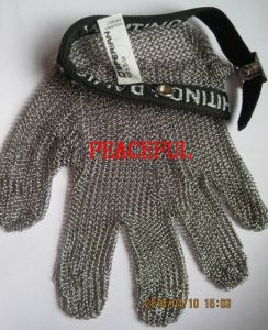 Labor Gloves Stainless Steel Glove (HP-SSG01) pictures & photos