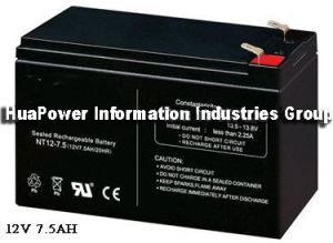 Lead Acid Battery (12V 7.5AH)