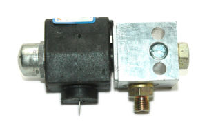 High Quality HOWO Auto Parts Solenoid Valve pictures & photos