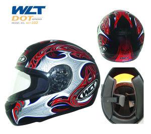 Ece Helmet (Open Face Helmet, Motorcycle Helmet, Full Face Helmet)