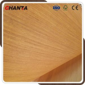 0.26mm Recon Gurjan Face Veneer for India Market pictures & photos