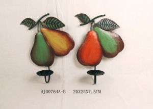 En71 Standard Metal Pear Candle Holder pictures & photos