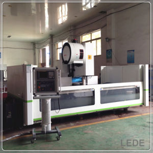 3 Axis Milling Center for Aluminum Profile Milling and Drilling pictures & photos
