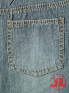 100%Cotton, Cross-Hatch Denim (373)