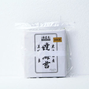 Yaki Sushi Nori (Roasted Seaweed) 100sheets