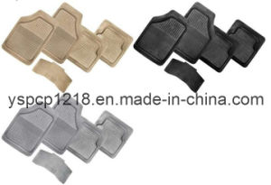 Anti-Slip PVC/TPR Car Floor Mats (YS067)