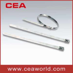 Stainless Steel Cable Ties (ss PVC coated cable tie) pictures & photos