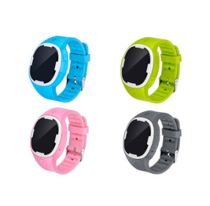GPS Tracker Watch for Kids, Child, Elderly, Senior, Old People and Disable People with Sos Button and Two Ways Communication pictures & photos