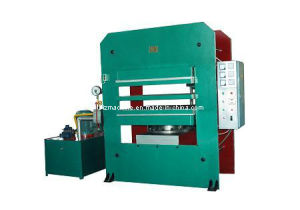 Heating Platen Vulcanizing Press Machine pictures & photos