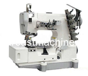 High-Speed Interlock Industrial Sewing Machine (OD500-02BB) pictures & photos