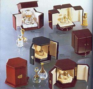 Perfume Bottle Box (P098b)