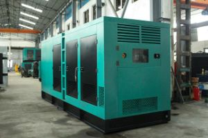 Factory Sales 750kVA Cummins Silent Gen Power Generator for Sale with Best Price List in China pictures & photos