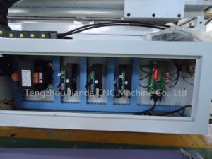 CNC Router 4040 Small Wood Stone Jade CNC Router with Ce Certification pictures & photos