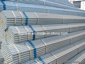 Galvanized Tube! Bs1387 Galvanized Pipe & Galvanized Steel Pipe pictures & photos