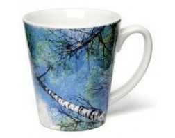 Dye Sublimation Latte Mug. 12oz Sublimation Mug pictures & photos