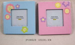 Hot Butterfly Wooden Picture Frame in MDF pictures & photos