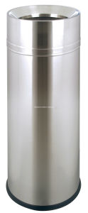 Stainless Steel Waste Bin (DK85) pictures & photos