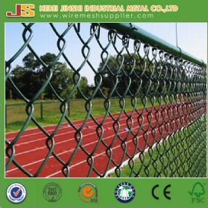 Used PVC Coated Chain Link Fence for Farm Fence pictures & photos