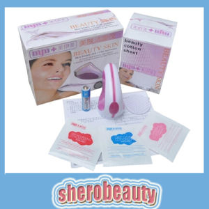 Hot Electric Face Massager Deep Cleaning and Whitening Device